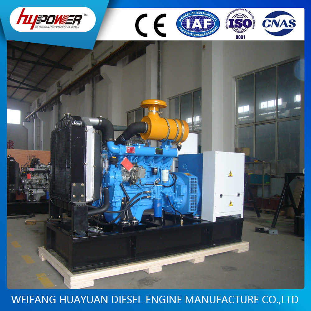 Weichai Industrial 90kVA/72kw Diesel Genset for Sale