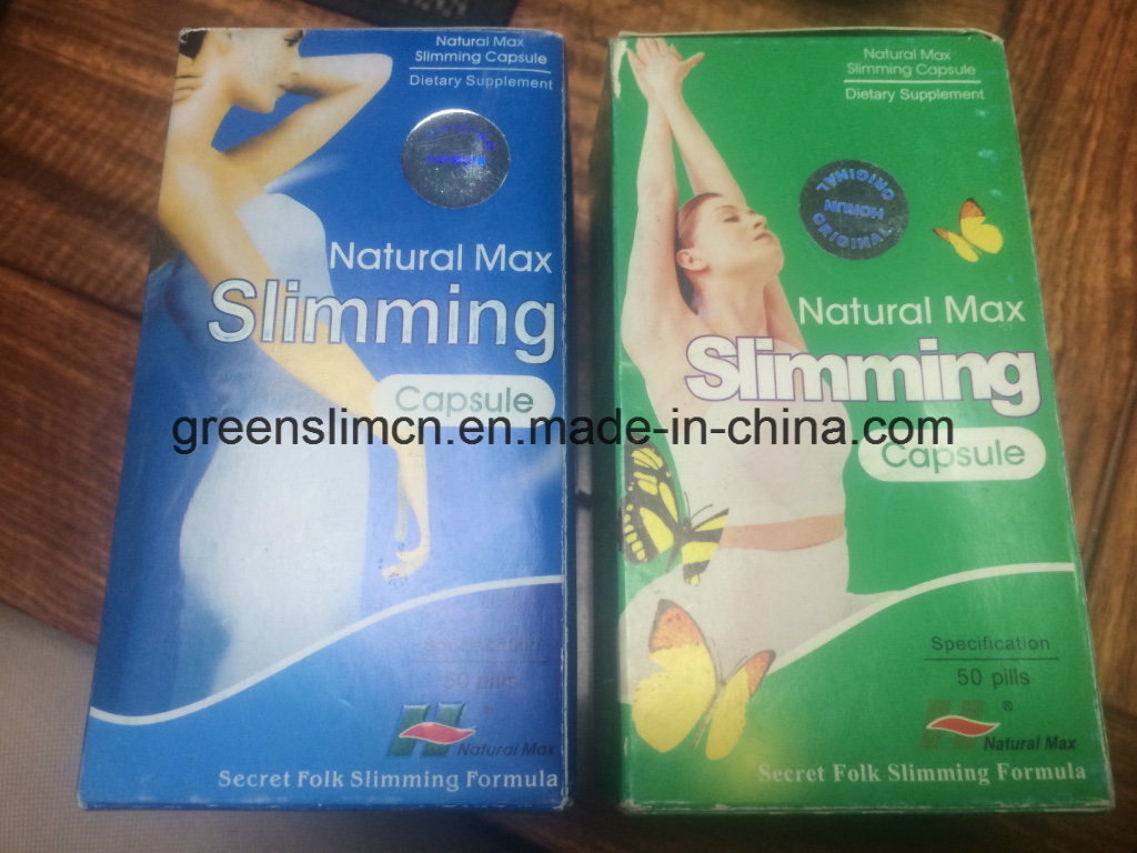 Natural Blue Max Slimming Capsule Loss Weight Product