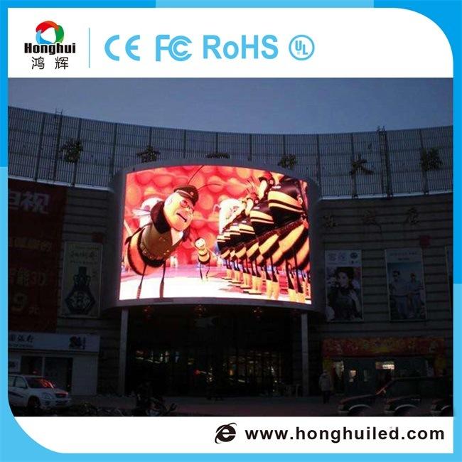 P6 Outdoor LED Billboard for Digital Display Screen