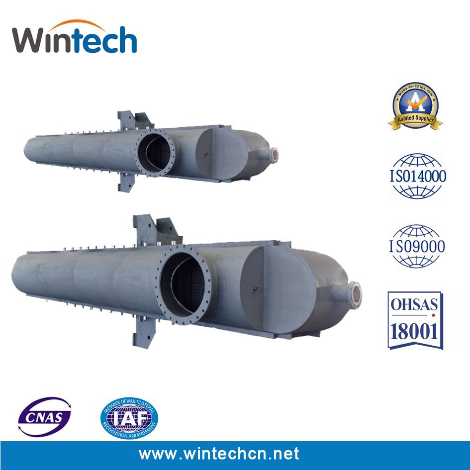 Wbz 900 Semi-Circular Shell All Welded Plate Heat Exchanger/High Pressure/High Temperature