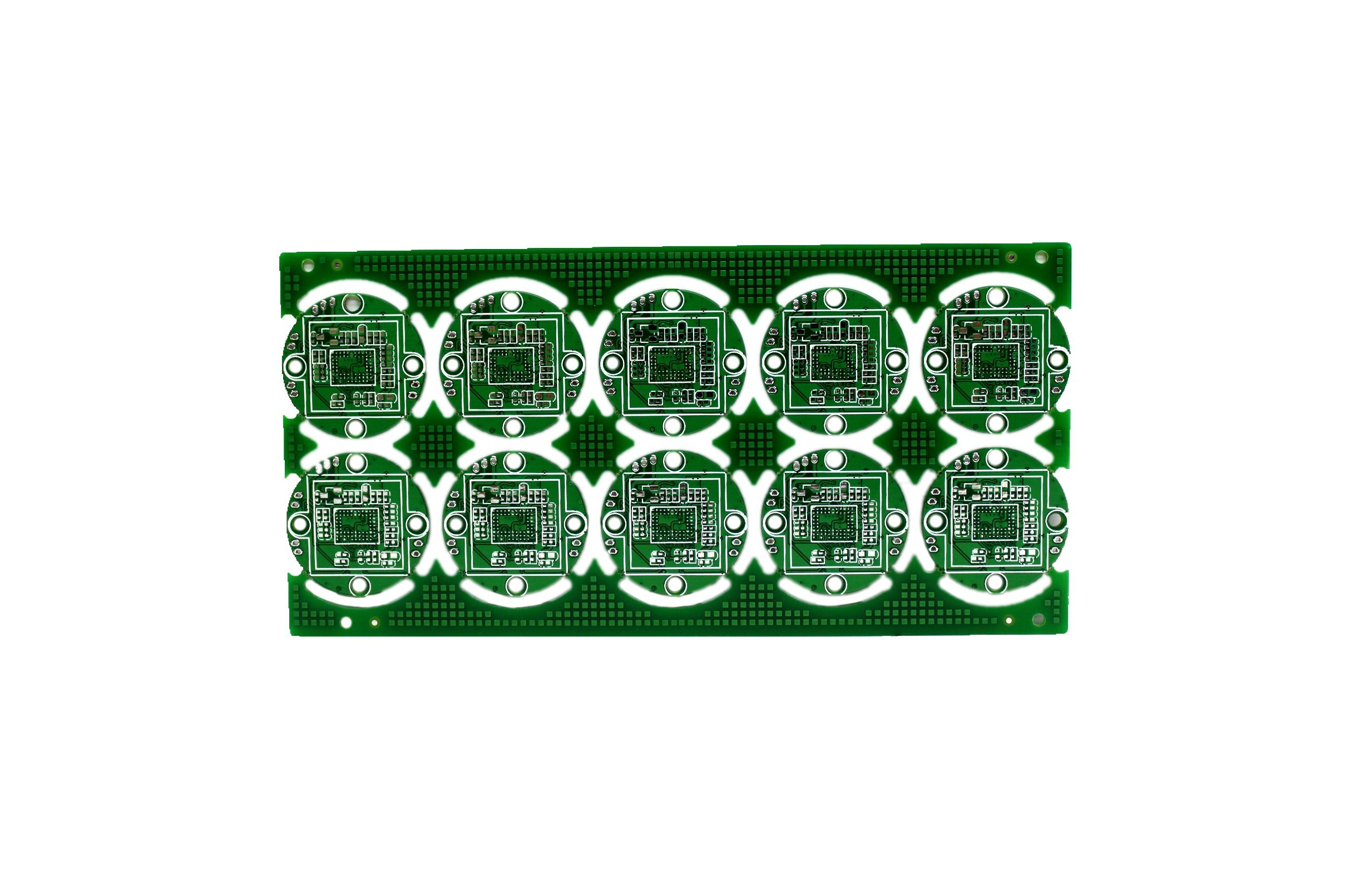 Multilayer Electronics PCB Board of Customer PCB