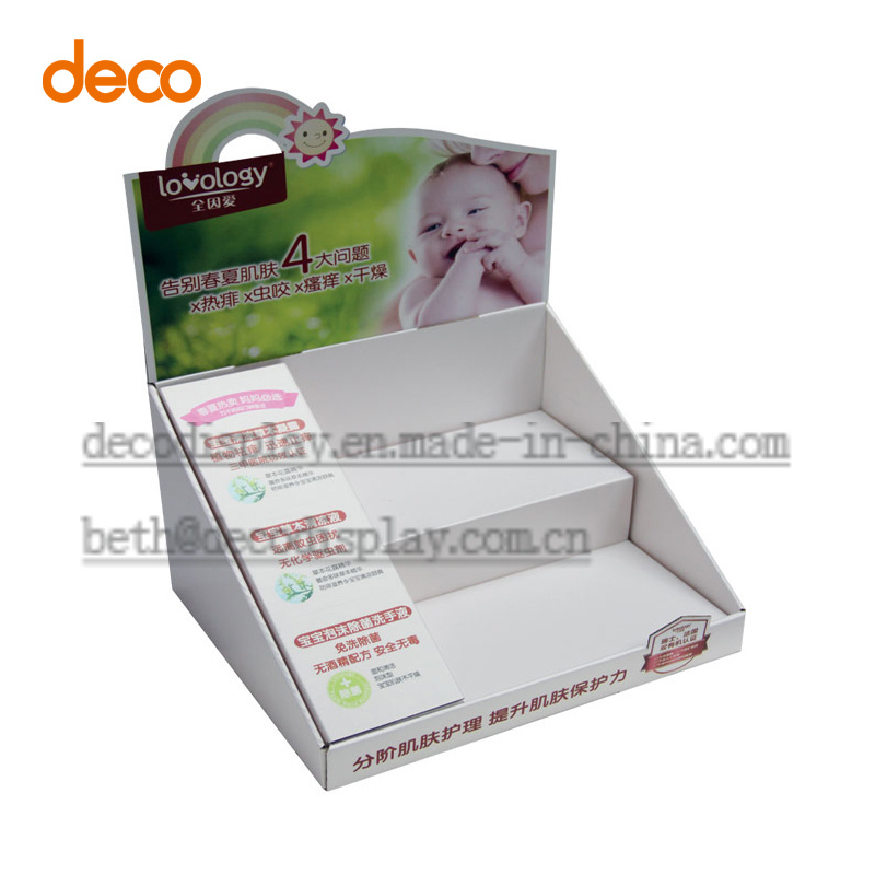 Paper Display Box Counter Display for Retail