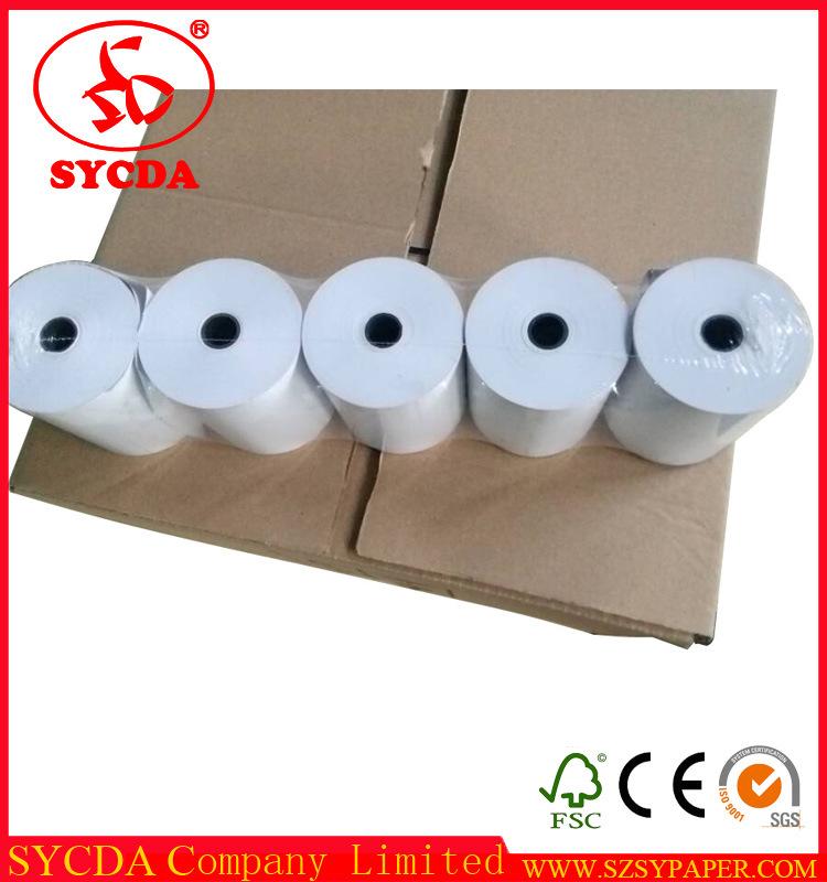 OEM Printing Factory 57mm 80mm Thermal Paper Rolls