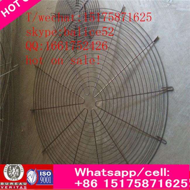 60mm, 80mm, 92mm, 120mm Computer Fan Grill Metal Fan Guard