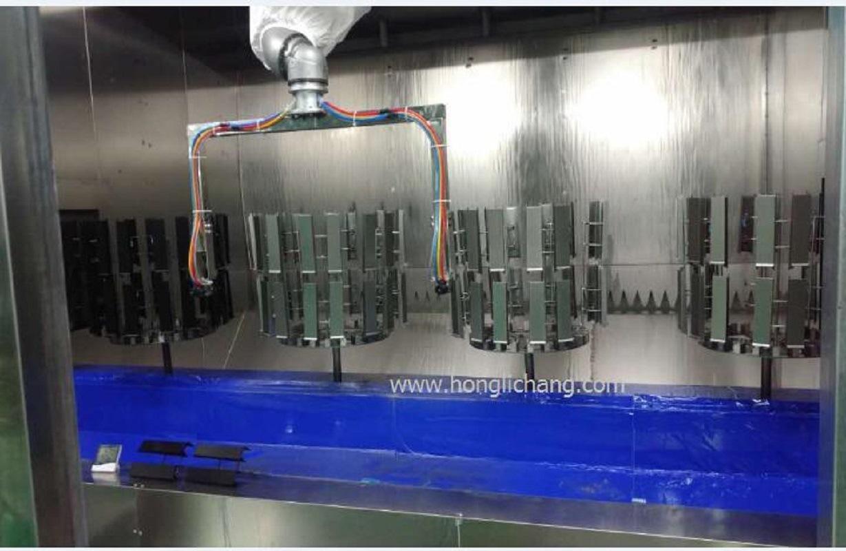 10k Dustfree Automatic Spray Guns Painting equipment