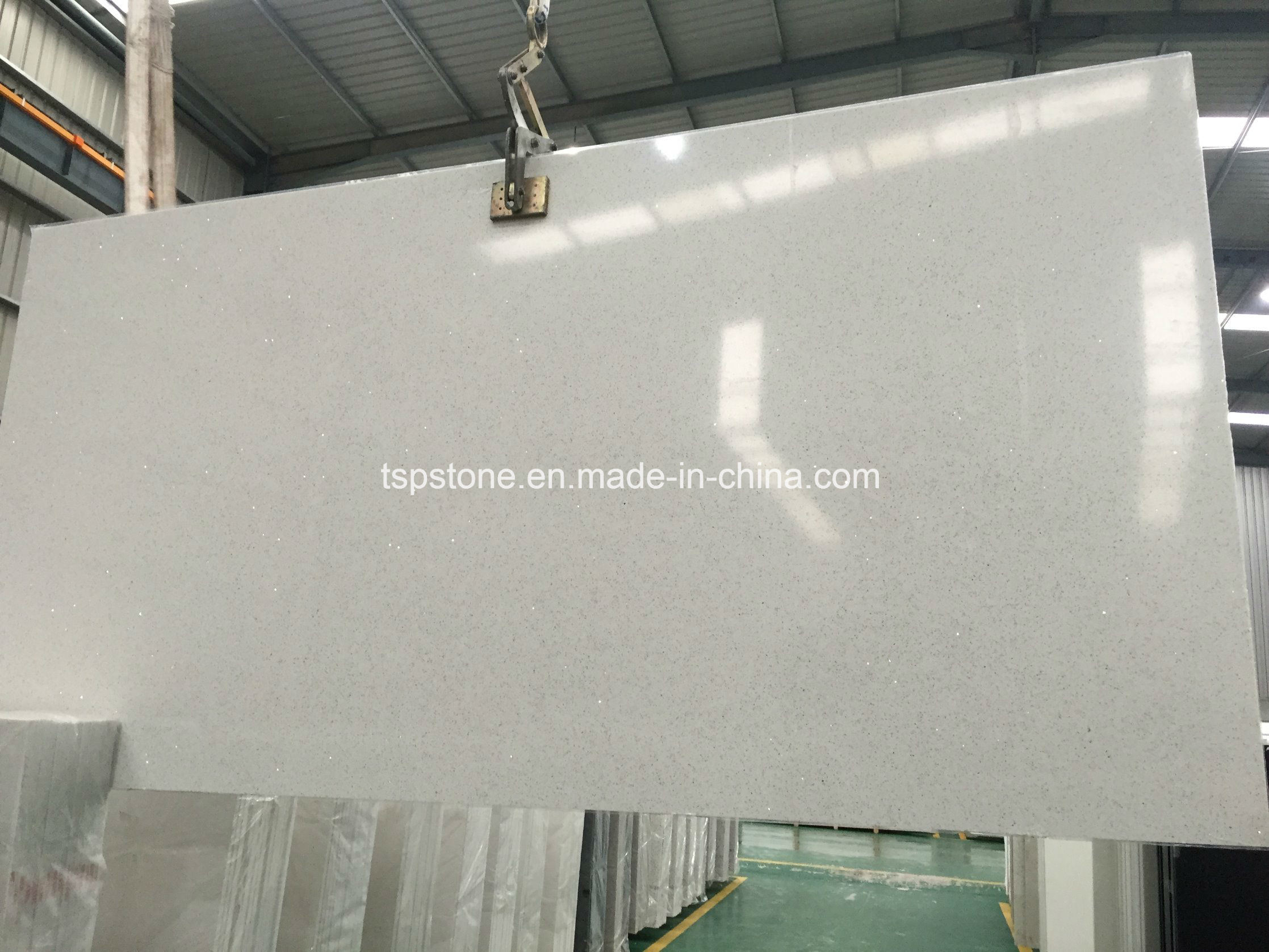 Artificial Engineered Quartz Stone for Kitchen Top