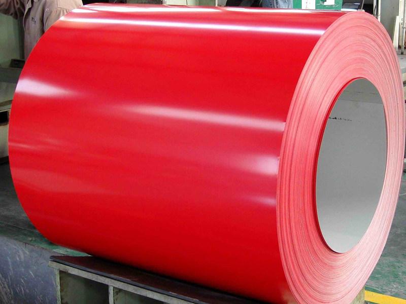Prepainted Galvanized Steel Coil PPGI Color Coated Steel