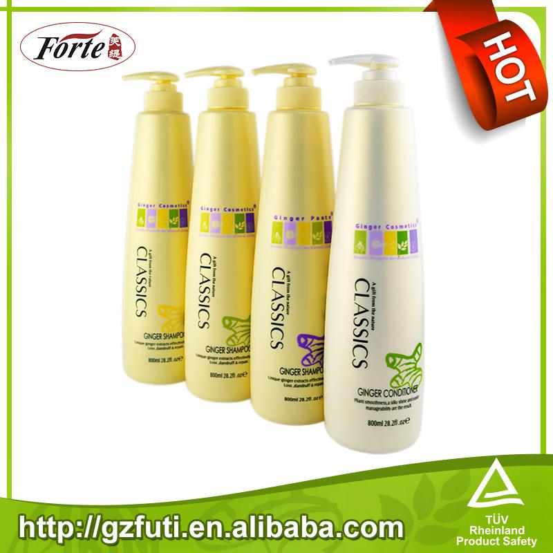 Hot Sale Ginger Hair Shampoo with Anti Hair Loss Shampoo