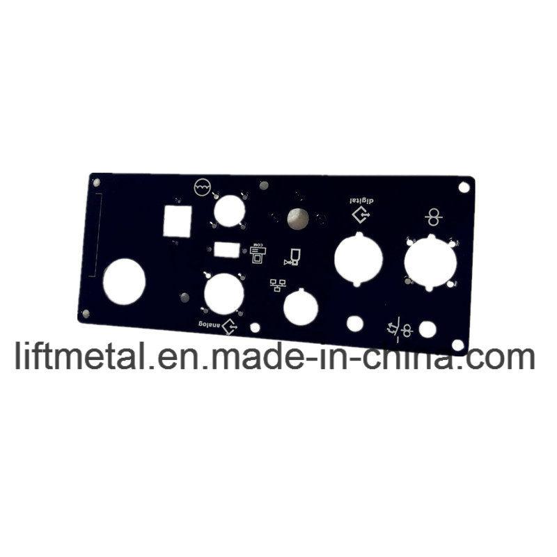 OEM Precision Sheet Metal Laser Cutting Bending Part (LFCR0011)