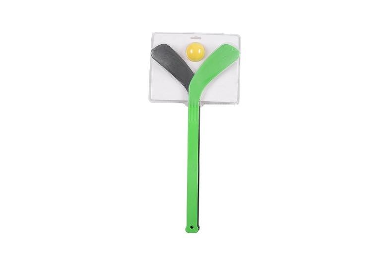 Mini Curved Plastic Hockey Sticks
