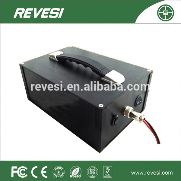 China Supplier 80V30ah LiFePO4 Lithium Ion Battery for Electric Fork-Lift Truck or Electric Yacht