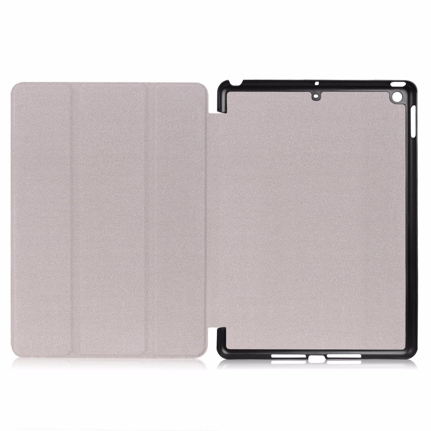 for iPad 9.7 2017 Case, Smart Flip Cover for New iPad 9.7, Leather Case for iPad 2017