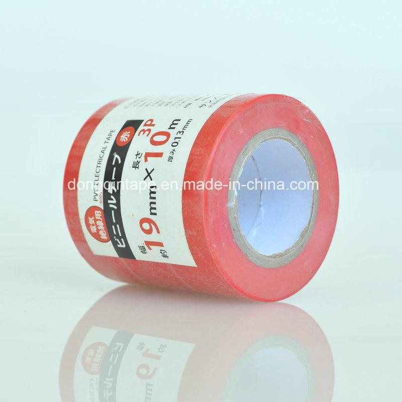 PVC Cintas Aislantes Electrical Insulation Tape