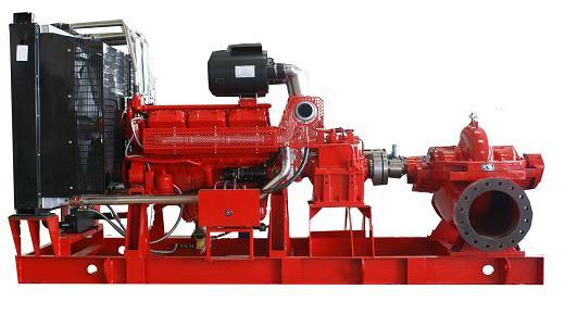 Wandi Diesel Engine for Pump (221kw/301HP) (WD258B22)