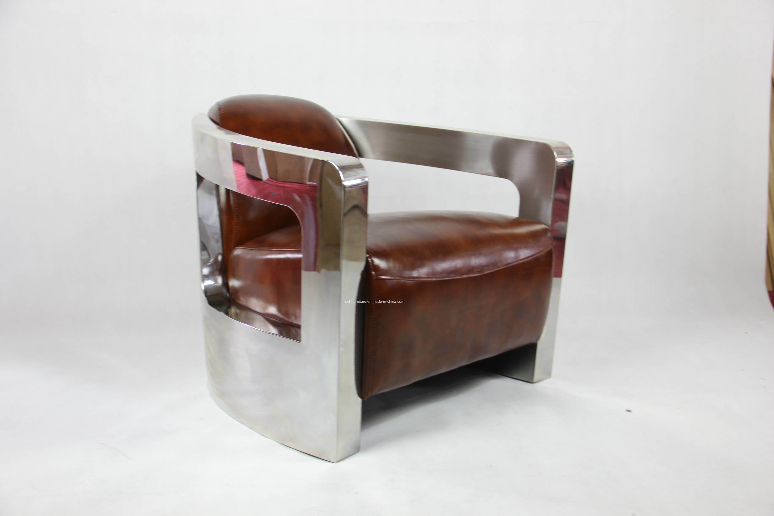 Aviator Spitfire Aluminum Range Rich Furniture Co Ltd page 1