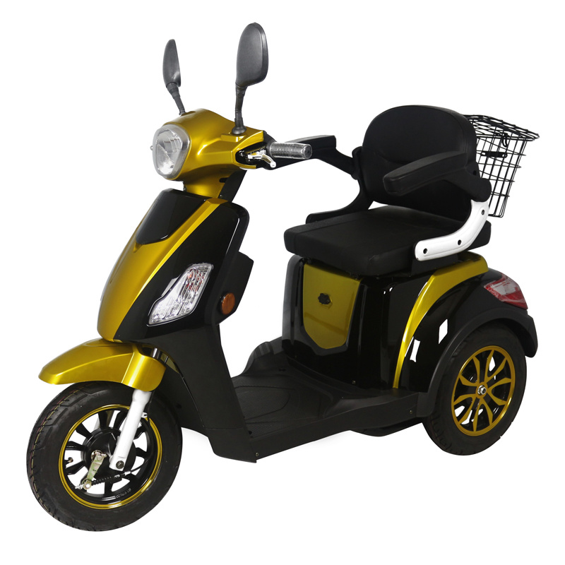 3 Wheel Electric Scooter Cheap Price Intelligent Controller