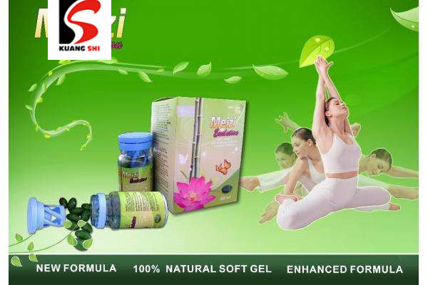 Meizit 100% Natural Soft Gels Slimming Capsules, Diet Pills