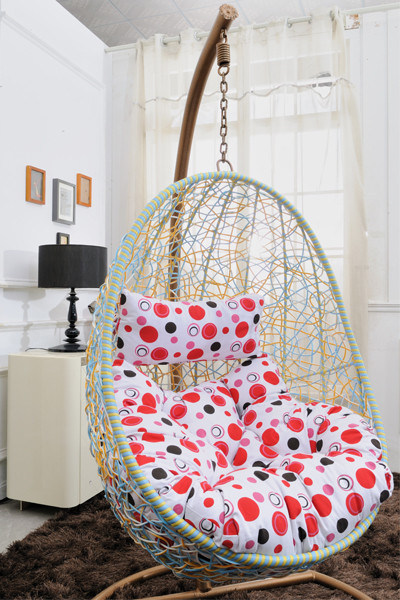 Patio Swing Hammock Seater Swing Chair with Double Hanging Chair