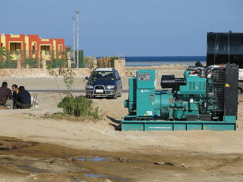 500kw/625kVA Silent Diesel Generator Set Powered by Perkins Engine