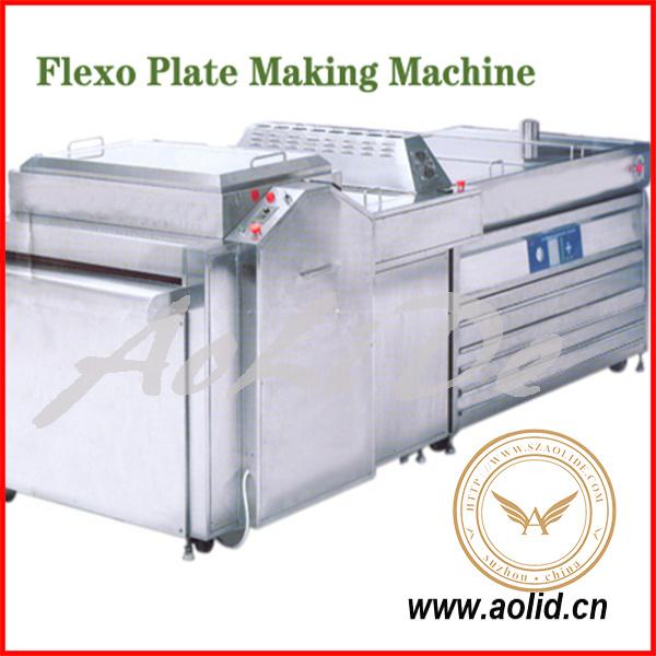 Flexographic Printing Plate Making Machine