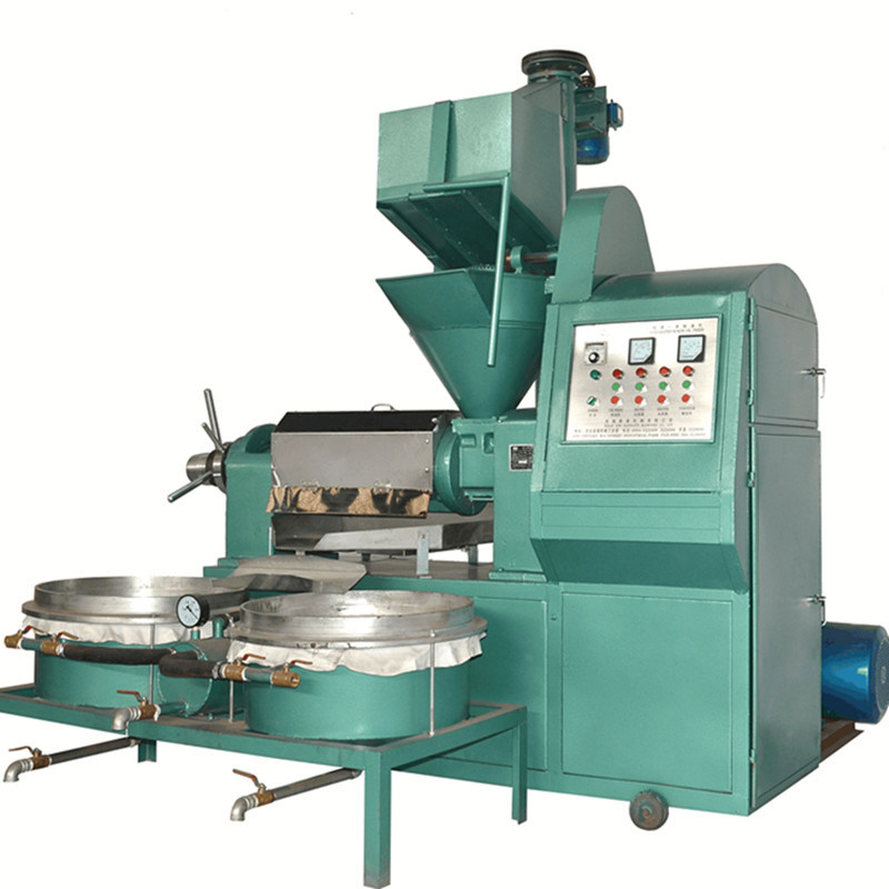 Auto Combined Oil Filter Press