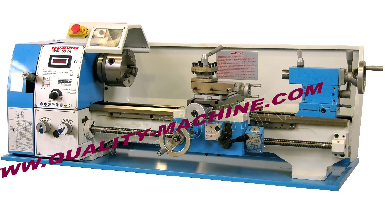 China Top Bench Lathe Cq6125w V 550mm 750mm Photos Pictures Made In