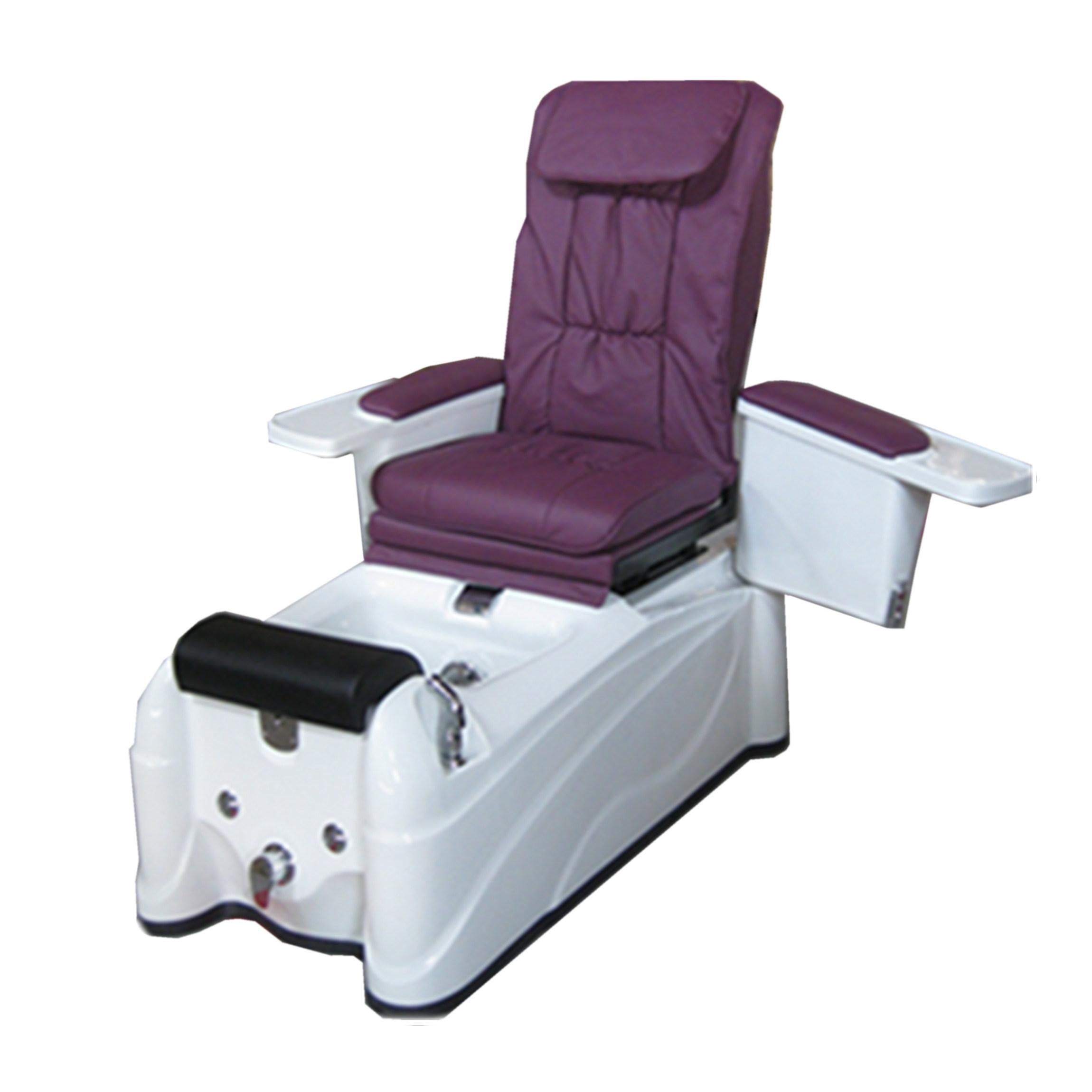Silla de masage del pie del m s nuevo modelo de 2015 de for Sillas para pedicure