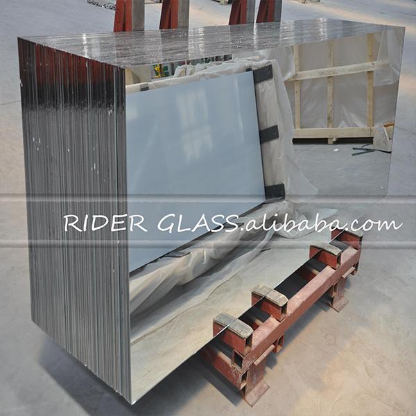 1.3-6mm Silver Mirror Aluminium Mirror Antique Mirror Copper and Lead Free Mirror Glass