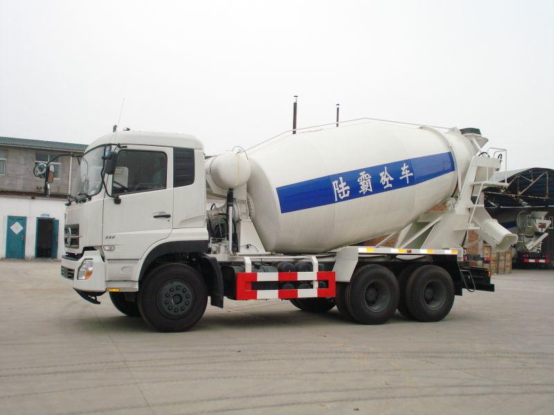 Carro del mezclador de Dongfeng Tianlong – Carro del mezclador de ...