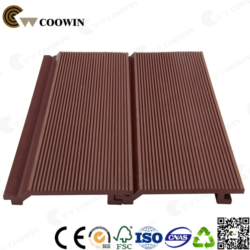 Exterior Decoration Waterproof Wall WPC Panel