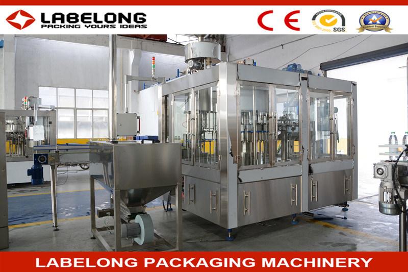 Bottling Hot Filling Machine, Lemom Juice Filling Line
