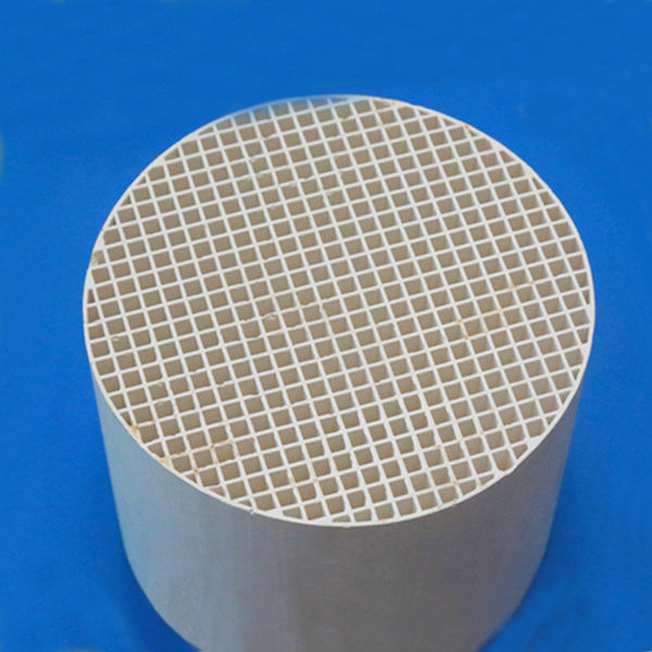 Honeycomb Ceramic Heat Accumulation Substrate for Heater Gas Accumulator Porous (Ceramic Honeycomb Regenerator)