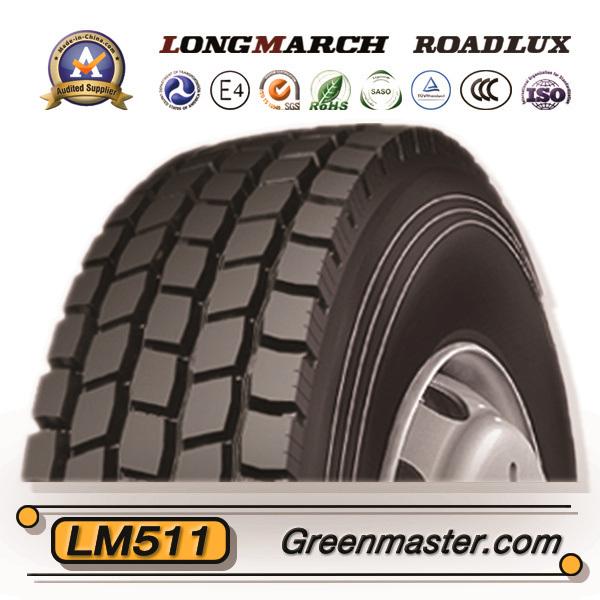 Longmarch Roadlux Truck Tyre TBR Tyre 650r16 700r16 750r16 825r16