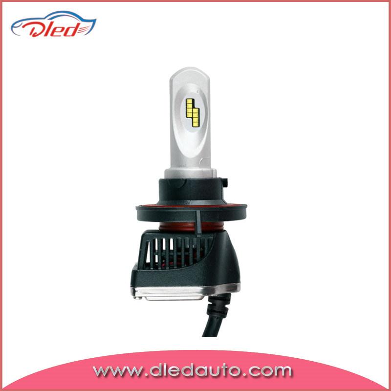 High Flux LED Chip Real Lumen 2300lm Car LED Headlight