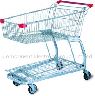 Storehouse Car, Flat Trolley