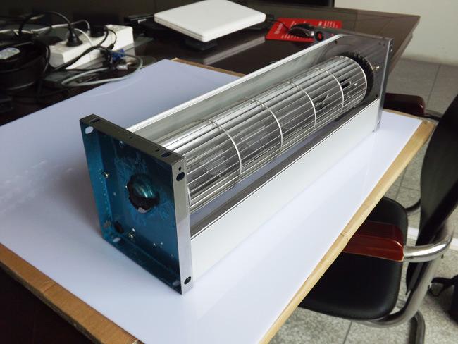 Metal Molding Cross Flow Fan