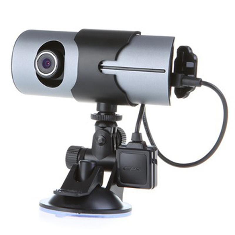 X3000 R300 Car Black Box Dash Camera GPS Logger DVR