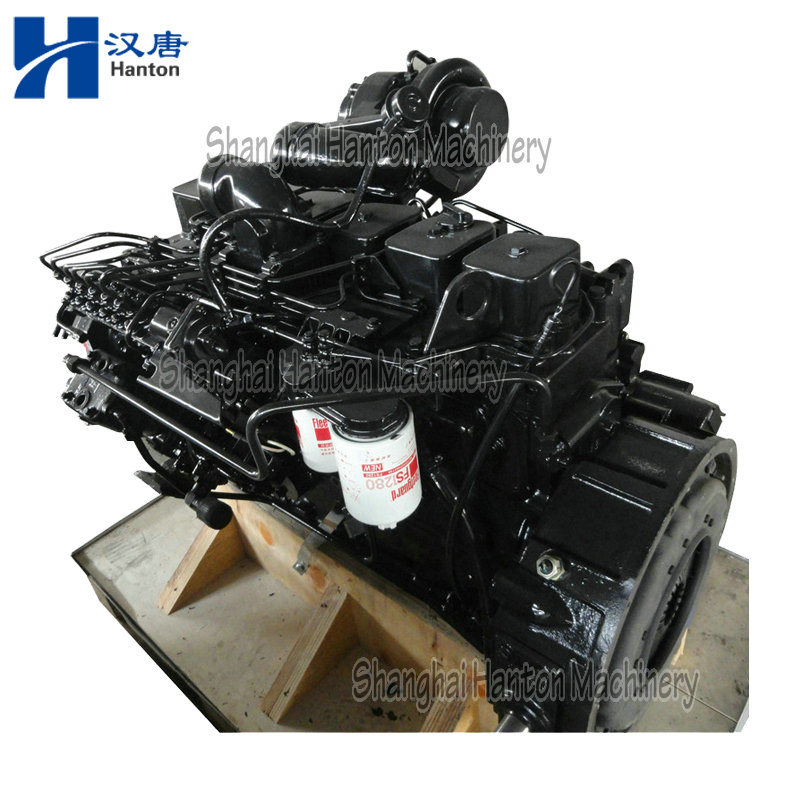 Dongfeng Cummins EQB 6BT Coach Bus Auto Diesel Motor Engine