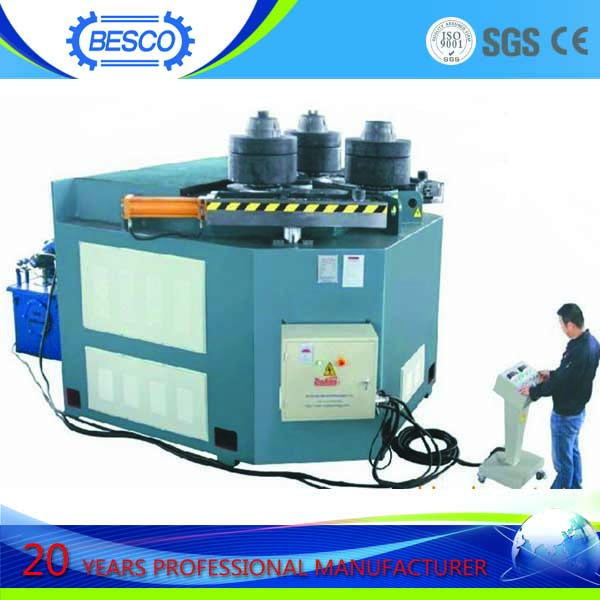 Hydraulic Pipe and Tube Steel Bender Rolling Machine