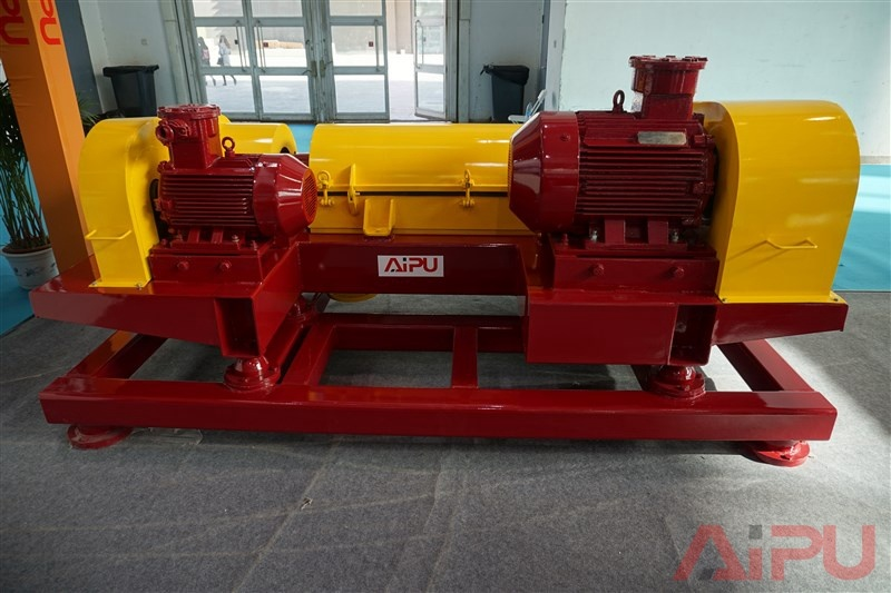 High Speed Decanter Centrifuge for Drilling Mud Process