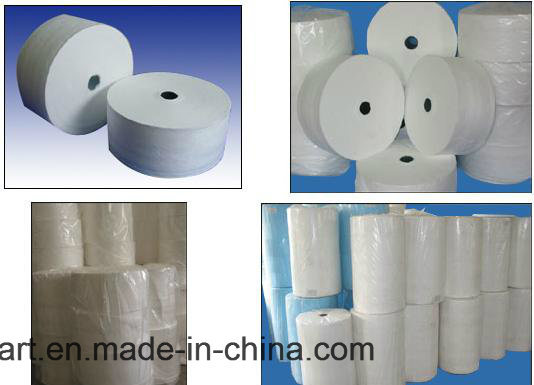 Meltblown Ffp1 Ffp2 Non Woven Used for Dust Masks