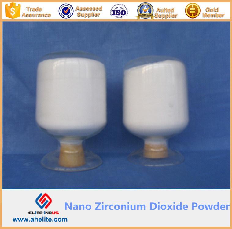 Dental Used Nano Zirconium Dioxide Powder CAS No: 1314-23-4