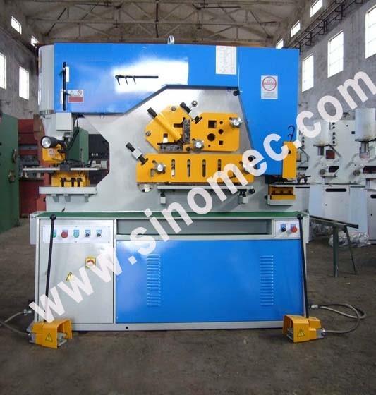 Hydraulic Ironworker Q35y-12