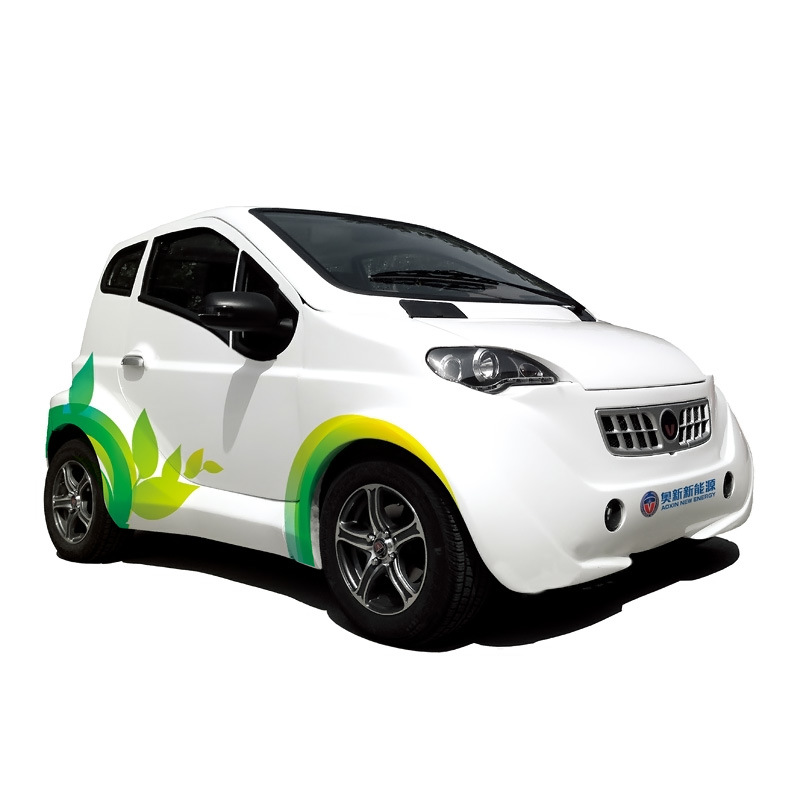 Carbon Fiber Sports Electric Car with Lithium Battery