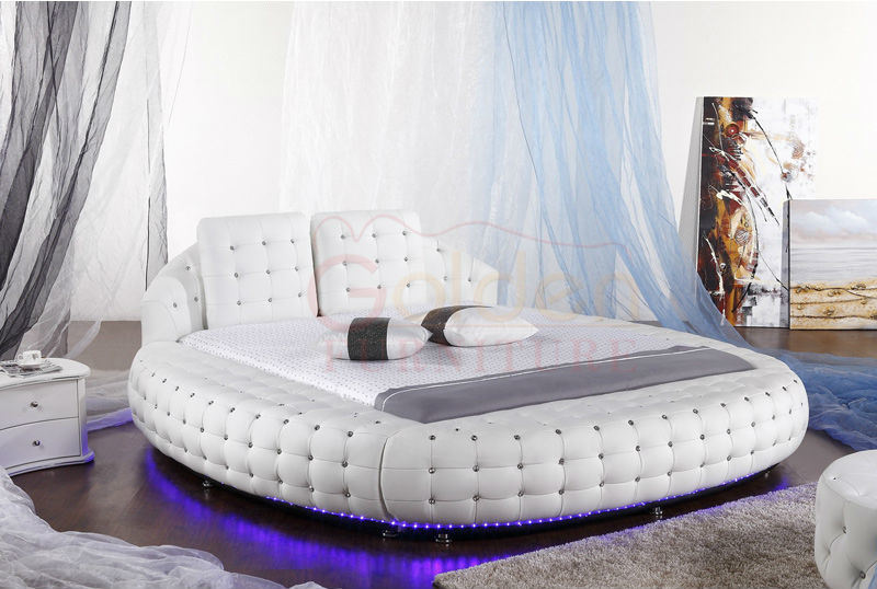 Soft Bed Foshan Golden Furniture Co Ltd Page 1 Chinagolden En Made In China Com800 538search By Image Bedroom Designs For 2012 Dubai Fair