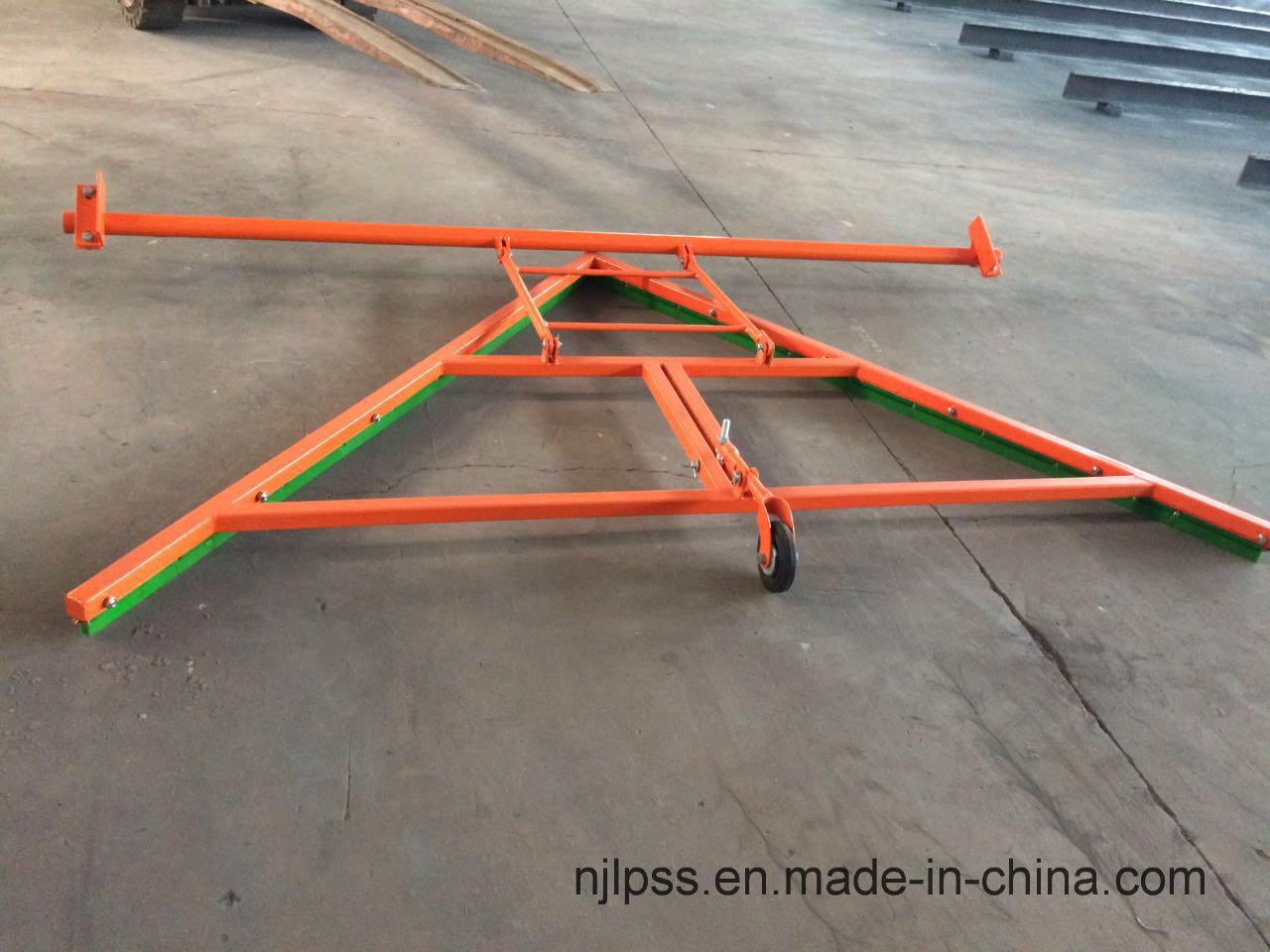 Belt Cleaner Scraper for Conveyor Belts (V Type)