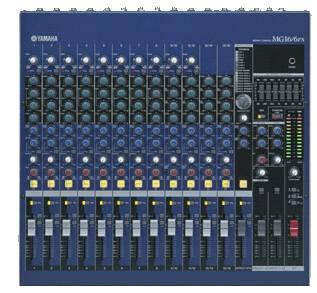 Mixer/Soud Mixer/Professional Mixer /Console/Sound Console/Brand Mixer (MG16/6FX)