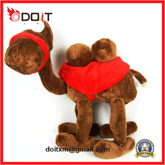OEM Super Soft Stuffed Plush Camel Toy