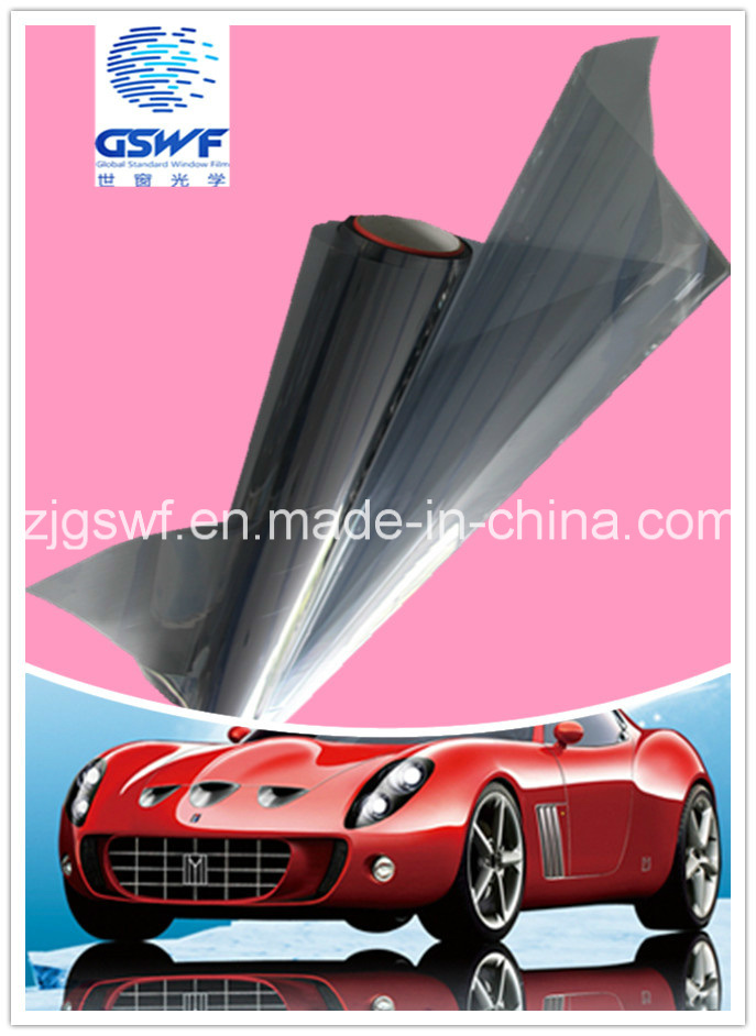Dyed Car Window Film with 100% UV Cut Skin Protective Film