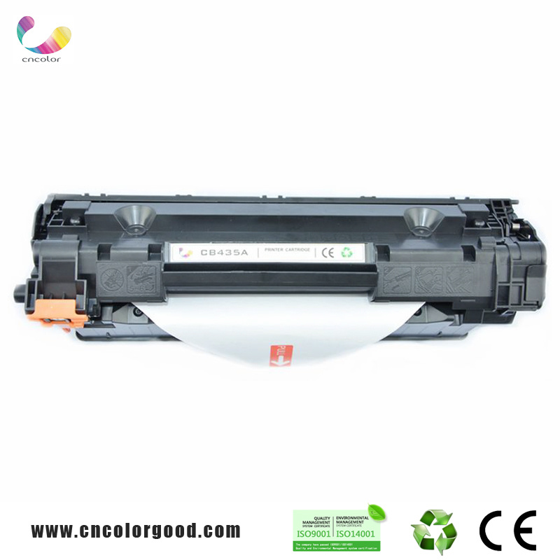 Original Toner Cartridges CB435A/35A for HP Laser Jet Printer Toner Cartridge